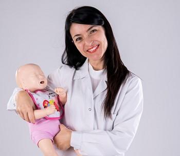 Intervista a Pediatra Carla