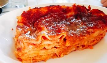 Pasta fatta in casa per lasagne e ravioli