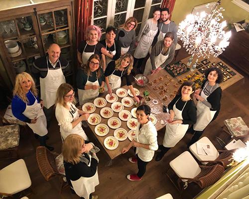 Diario di un corso di cucina