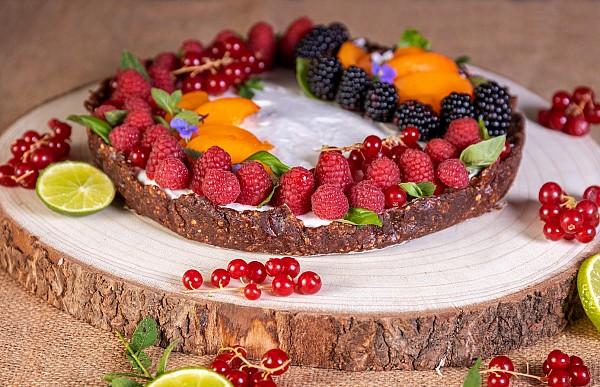 Foto - Torta senza cottura