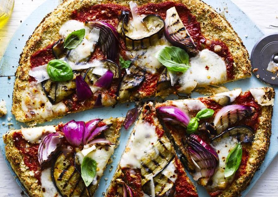 Foto Pizza di cavolfiore